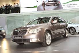 skoda superb combi live photo gallery from the frankfurt motor show