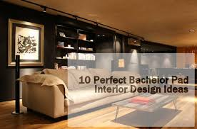 Interior Designed Rooms by 10 Perfect Bachelor Pad Interior Design Ideas