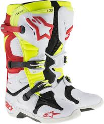 alpinestars motocross gear alpinestars tech 10 offroad motocross boots all sizes all colors