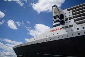 live from cunard u0027s remastered queen mary 2 from the deck chair