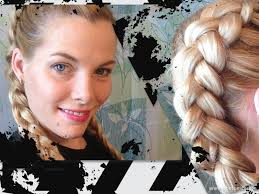 double dutch braid hair tutorial youtube