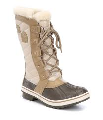 womens boots dillards sorel s tofino ii high waterproof cold weather