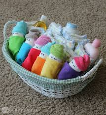 baby shower babies how to make babies easy baby shower gift idea