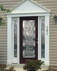 Exterior Doors Glass Decorative Front Doors St Louis Exterior Decorative Glass Doors