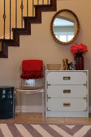 Ikea Hack Dresser by Turquoise U0026 Gold Diy Campaign Chest Ikea Hack
