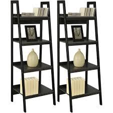 Ladder Bookcase Plans by Diy Ladder Shelf Ana White White Ladder Shelf Target Australia