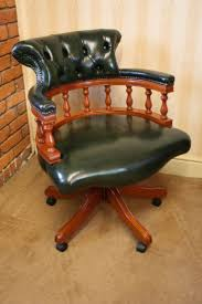 Leather Chairs Office 25 Best Traditional Leather Desk Chairs Images On Pinterest Desk