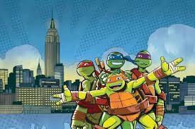 ninja turtle spirit halloween family friendly nyc itineraries with the teenage mutant ninja turtles