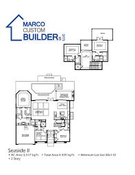custom floor plan bayview