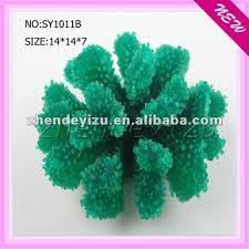 asian aquarium artificial coral reef ornaments for decorative fish
