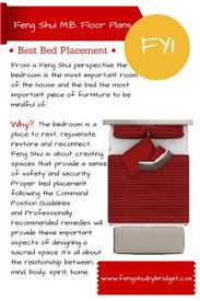 Lessthanexcellent Feng Shui Placing The Head Of The Bed In - Feng shui bedroom furniture positions