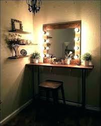 black vanity set with lights bedroom vanity set with lights attractive bedroom makeup vanity