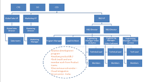 middle management examples diagram structure chart online examples slide phenomenal picture