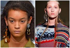 mismatched earrings trend ss17 shoes accessories trend report novella