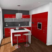 cuisine en chene repeinte enchanteur cuisine en chene moderne avec cuisine indogate moderne