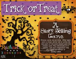 halloween party rhymes halloween storytelling game rachael u0027s booknook