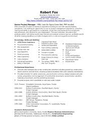 Project Manager Resume Description Esl Personal Essay Ghostwriting Service Ca Research Proposal On
