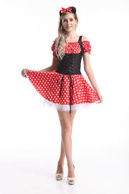 Minnie Mouse Womens Halloween Costume Compare Prices Minnie Mouse Shopping Buy