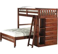 Bunk Bed With Dresser Bedroom Beautiful Badcock Bunk Beds For Small Bedroom Decor