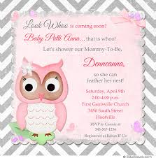 owls baby shower owl baby shower invitation wording ideas babies