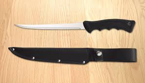 ebay kitchen knives rada cutlery r200 fillet knife with leather scabbard ebay