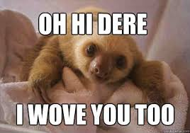 Sloth Meme Images - 20 seriously hilarious sloth memes to make your day better