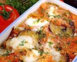cuisiner des aubergines facile recette gratin d aubergines aux tomates et au chèvre facile rapide