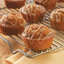 sweet potato thanksgiving recipe cinnamon sweet potato muffins recipe taste of home