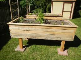 Raised Garden Beds From Pallets - build a cheap raised bed from pallets raise your garden musings