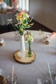 wood centerpieces wood slices for wedding centerpieces where to buy emmaline