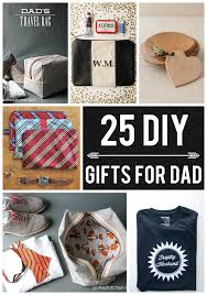 25 diy gifts for dad on polka dot chair blog dads gift and