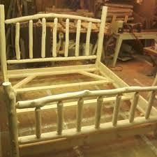 Cheap Log Bed Frames Log Bed Frame King Size Log Bed Frame Printable Na Ryby Info