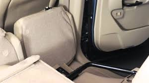 nissan quest seats fold down 2014 nissan armada folding rear seats if so equipped youtube