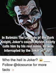Dark Knight Joker Meme - best 25 ideas about dark memes find what you ll love