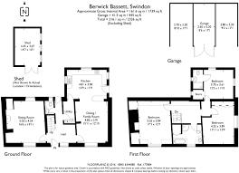 3 bed detached house for sale in berwick bassett swindon