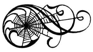 cute happy halloween clipart cute spider web clipart clipart panda free clipart images