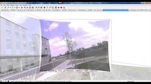 trimble vision export and modelling in sketchup youtube
