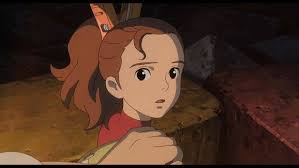 arrietty hair clip clip proud the secret world of arrietty disney