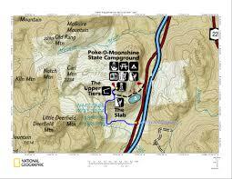 Malone Ny Map Hiking Visit Malone