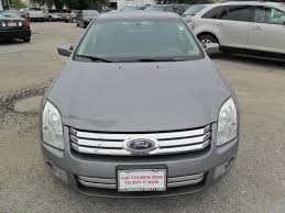 2007 ford fusion v6 sel 4dr sedan in houston tx talisman motor city