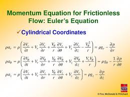 euler s equation in fluid mechanics ppt popular mechanic 2017