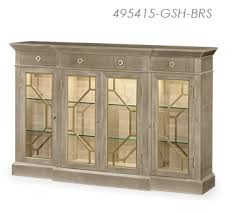 Art Deco Round Display Cabinet Introducing The Opera Collection