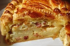 cuisine berrichonne tourte berrichonne