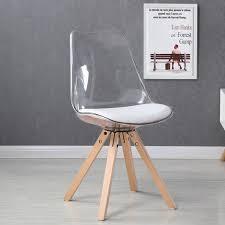 chaise design transparente chaise design transparente helsinki achat vente chaise cdiscount