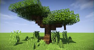 if you re lazy like me acacia trees are great for custom trees