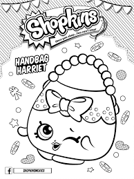 Shopkins Coloring Pages Getcoloringpages Com Pages To Colour In