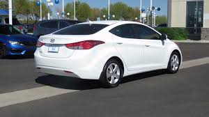 2013 hyundai elantra used 2013 used hyundai elantra 4dr sedan automatic gls at schumacher