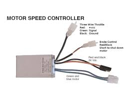 motor controller 24v for my1016 350w tech1085 techtonics