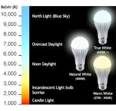 light bulb kelvin scale led energy saving lighting systems led exchange uk