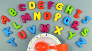 learn the abcs w alphabet soup noodles 26 letters from a to z